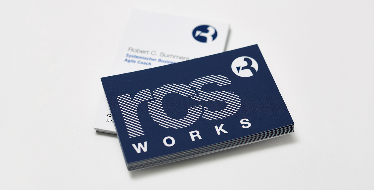 RCSWorks Visitenkarten