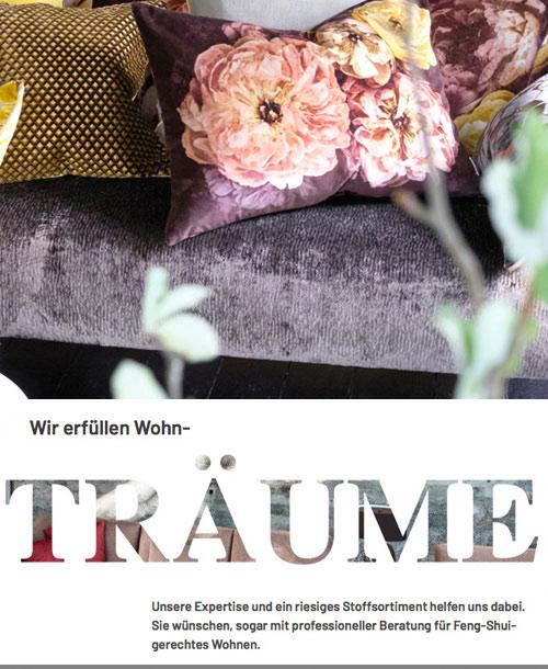 Maria Franz Textile Wohnträume