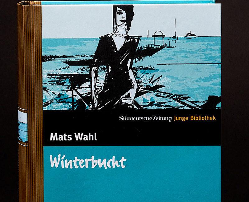 Cover-Illustrationen für die Deutsche Grammophon